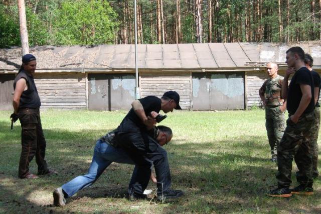 Vasaros stovykla - Nemenčinė 2017