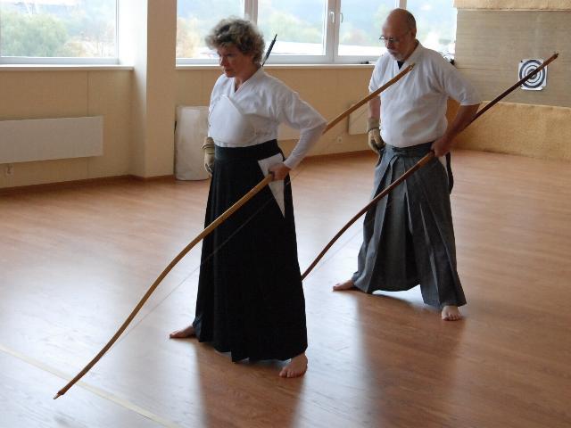 2009.10.16...18 Kyudo seminaras