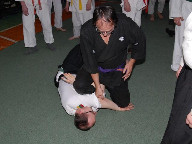 2008.04.11...13 - Hakko Ryu Jujitsu seminaras.